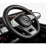 Masinuta electrica Toyz Mercedes-Benz S63 AMG 12V pink, Toyz by Caretero