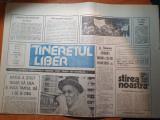 ziarul tineretul liber 14 februarie 1990-demonstratie in piata victoriei