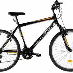 Bicicleta Mtb Kreativ 2603 M Negru 26 Inch