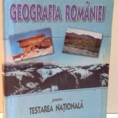 GEOGRAFIA ROMANIEI de NICOLAE LAZAR , 2005