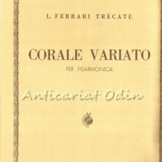 Corale Variato - Luigi Ferrari Trecate