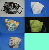 Mască reutilizabilă pentru: COPII și Adulți ,Bumbac/2 straturi,