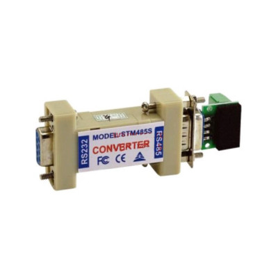 Convertor RS485/RS232 Genway, pentru conectarea panoului foto