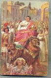 AD 254 C. P. VECHE -QUO VADIS ?- NERO'S TRIUMPHAL ENTRY - PATATA - AUSTRIA, Franta, Circulata, Printata