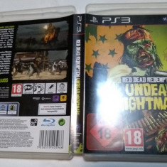 [PS3] Red Dead Redeption - Undead Nightmare - joc original Playstation 3