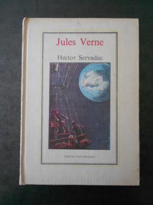 JULES VERNE - HECTOR SERVADAC (Editura Ion Creanga) foto