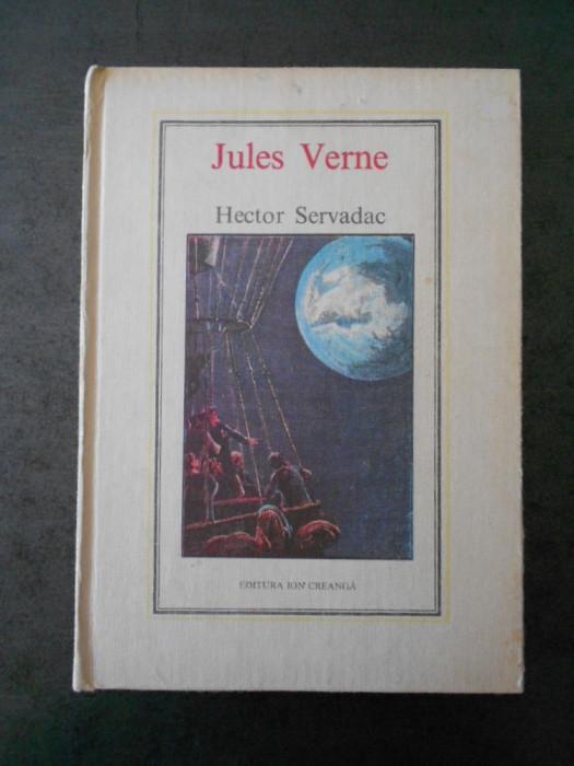 JULES VERNE - HECTOR SERVADAC (Editura Ion Creanga)