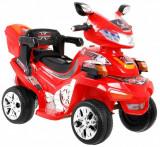 Motocicleta electrica pentru copii, cu patru roti F918