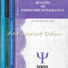 Buletin De Psihiatrie Integrativa - Prof. Dr. Petru Boisteanu