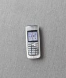 Nokia 6020 vintage de colectie - telefon simplu cu butoane, Gri, Neblocat