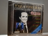 CARRERAS & ENGLISH CHAMBER.. (1992/VIVO/GERMANY) - CD/ORIGINAL/NOU/SIGILAT, universal records