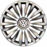 Set 4 Capace Roti Kerime R16, Potrivite Jantelor de 16 inch, Pentru VW Volkswagen, Model 412