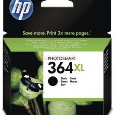 Cartus cerneala HP 364XL (Negru - de mare capacitate)