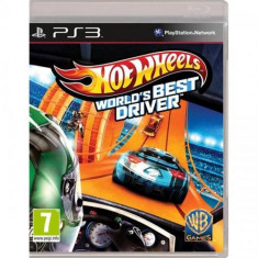Hot Wheels Worlds Best Driver PS3