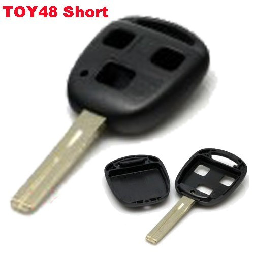 Carcasa Cheie Toyota Lexus 3 Butoane TOY48