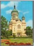 CPIB 17225 CARTE POSTALA - CLUJ NAPOCA. CATEDRALA EPISCOPIEI ORTODOXE, Circulata, Fotografie