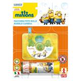 Minions - Camera foto baloane de sapun
