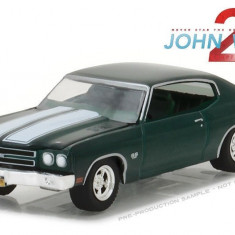 Hollywood Series 18 - John Wick: Chapter 2 (2017) - 1970 Chevrolet Chevelle SS 396 Solid Pack 1:64