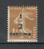 Franta.1933 Semanatoarea-supr. MF.29, Nestampilat