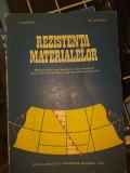 Rezistenta materialelor - V.Dobrota