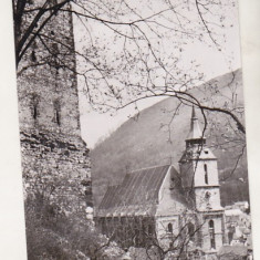 bnk cp Brasov - Turnul Negru si Biserica Neagra - circulata