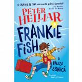 Frankie Fish si Valiza Sonica - Peter Helliar