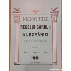Memoriile Regelui Carol I al Romaniei (de un martor ocular) volumul XI