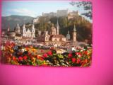 HOPCT 78209   SALZBURG    AUSTRIA  -STAMPILOGRAFIE-CIRCULATA