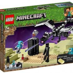 LEGO Minecraft - Batalia finala 21151