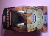 Cablu  Hama Home Theatre 5m S-Video  S-VHS SVHS 4-pol DIN TV PC placat cu aur