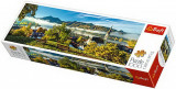 Puzzle clasic Panorama Lac 1000 piese