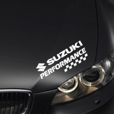 Sticker Performance - SUZUKI