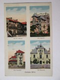 Rara! Carte poștala Carmen Silva-Vile,necirculata cca.1920,editura G.T.Constanta, Printata, Eforie