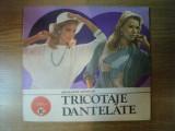 TRICOTAJE DANTELATE de SMARANDA SBURLAN ,1987