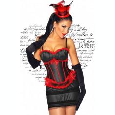 Burlesque Black Corset