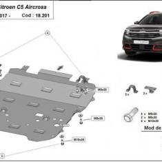 Scut motor metalic Citroen C5 Aircross 2017-prezent