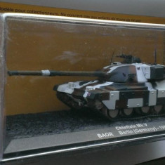 Macheta Tanc Chieftain Mk5 Berlin 1984 - Altaya 1/72