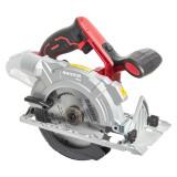 Fierastrau circular manual Raider, 4200 rpm, 165 mm, functie laser, ghidaj paralel, sistem evacuare praf, fara acumulator