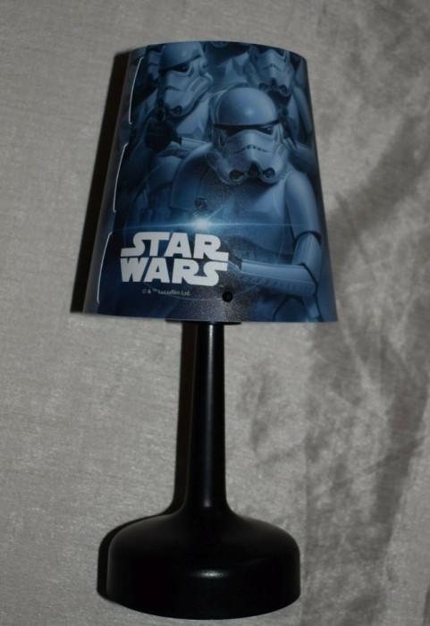 Lampa de masa Philips Star Wars
