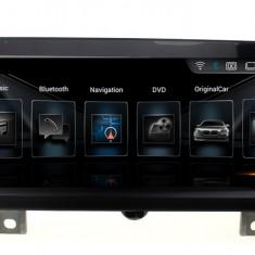 Navigatie GPS Auto Audio Video cu DVD si Touchscreen HD 8.8 Inch, Android, Wi-Fi, 1GB DDR3, BMW Seria 1 F20 F21 F22 2011-2017 + Cadou Soft si Harti GP