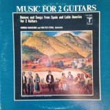 Vinil Konrad Ragossnig And Walter Feybli – Music For 2 Guitars (VG+)