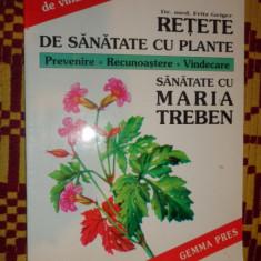 retete de sanatate cu plante 126pagini maria treben
