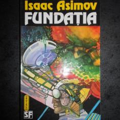 ISAAC ASIMOV - FUNDATIA