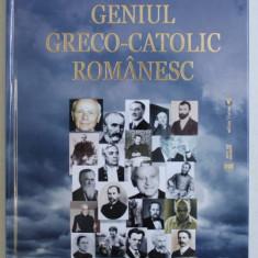 GENIUL GRECO - CATOLIC ROMANESC de CRISTIAN BADILITA si LAURA STANCIU , 2019