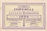 ACTIUNE IMPERIAL CULTIVAREA SI MACINAREA ARDEIULUI ORADEA 1928 BILINGVA