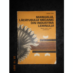 STEFAN IOAN - MANUALUL LACATUSULUI MECANIC DIN INDUSTRIA LEMNULUI (1976)