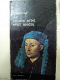 MANUAL DE ISTORIA ARTEI. EVUL MEDIU de G.OPRESCU 1985
