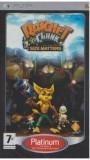 Joc PSP Ratchet & Clank: Size Matters - Platinum