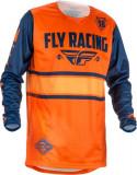 Cumpara ieftin Bluza off-road FLY RACING KINETIC ERA culoare portocaliu, marime XL