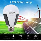 Lampa Solara cu LED-uri, de urgenta, Lampa